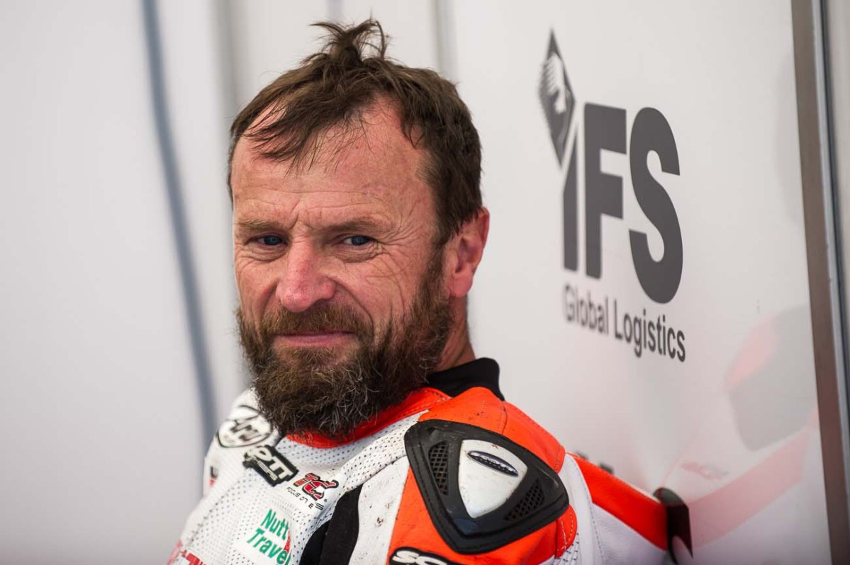 Bruce Anstey Will Miss 2018 IOMTT Because of Cancer